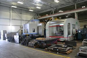 Doosan 4-Axis CNC Boring Mill / IMSA 7-Axis Gundrill